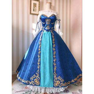 Disney - ✴︎リトルマーメイド✴︎アリエル✴︎フェアリーテイルドレス風デラックス衣装✴︎