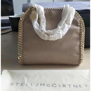 Stella McCartney - ステラマッカートニーファラベラ タイニー ディープべージュ