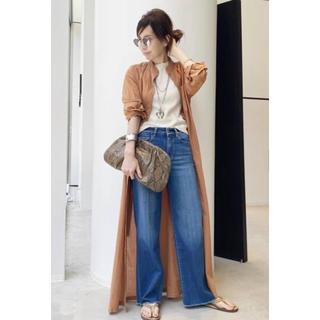 L'Appartement DEUXIEME CLASSE - アパルトモン:CALi DREAMiNG/Long Shirt Dress
