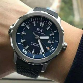 インターナショナルウォッチカンパニー(IWC)のIWC アクアタイマー オートマティック IW329005(腕時計(アナログ))