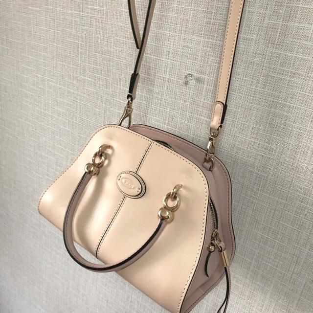 TOD'S(トッズ)の♡美品♡トッズ セラシリーズ 2wayショルダーバッグ レディースのバッグ(ハンドバッグ)の商品写真