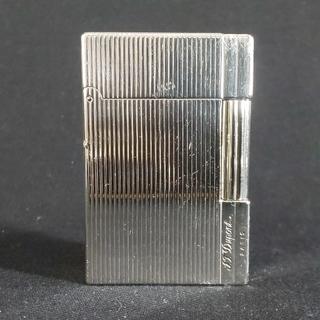 エステーデュポン(S.T. Dupont)のデュポン ライター ギャッツビー ストライプ(タバコグッズ)
