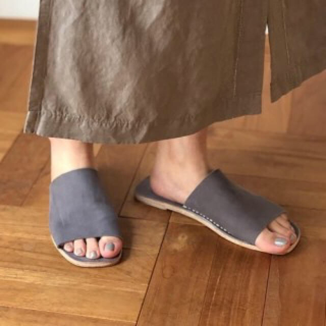 TODAYFUL(トゥデイフル)のトゥデイフル  フラットサンダル レディースの靴/シューズ(サンダル)の商品写真