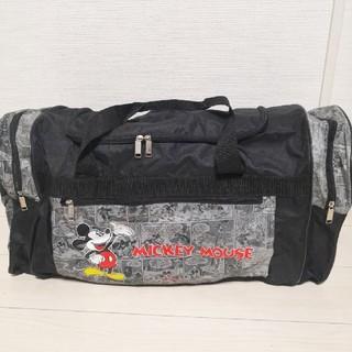 ディズニー(Disney)の大きめ 横幅60cm ボストンバッグ  ディズニー 旅行バッグ ミッキー(ボストンバッグ)