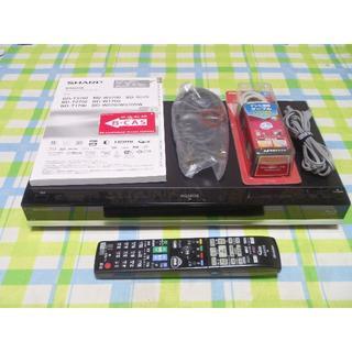 SHARP - HDD1TB 新品 ドラ丸 AQUOS ブルーレイレコーダー BD-W1700