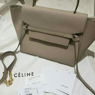 celine - セリーヌ ベルトバッグ