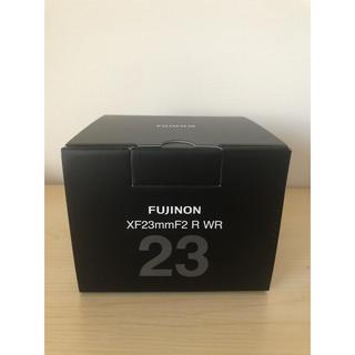 富士フイルム - FUJIFILM 富士フィルム XF23mm F2 ブラック