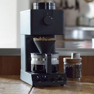 TWINBIRD - 【新品・未使用】ツインバード 全自動コーヒーメーカー