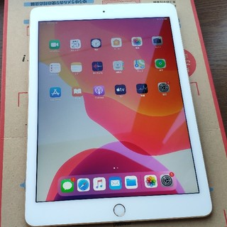 iPad - iPad Air 2 Wi-Fi+セルラー ドコモ 美品 ジャンク