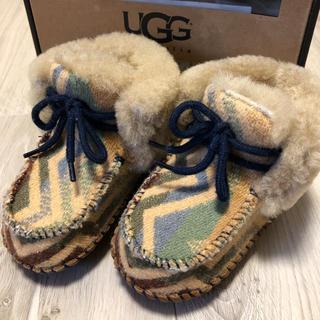 UGG - ugg ムートンブーツ/11cm/新品/ペンドルトン