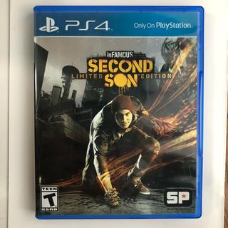 PlayStation4 - セカンドサン リミテッドエディション ps4