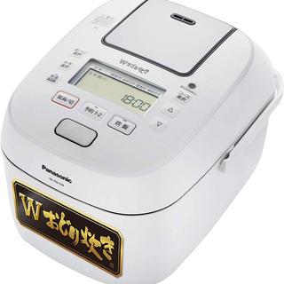 パナソニック(Panasonic)のパナソニックSR-HX109-wIH炊飯器大火力おどり炊き(炊飯器)