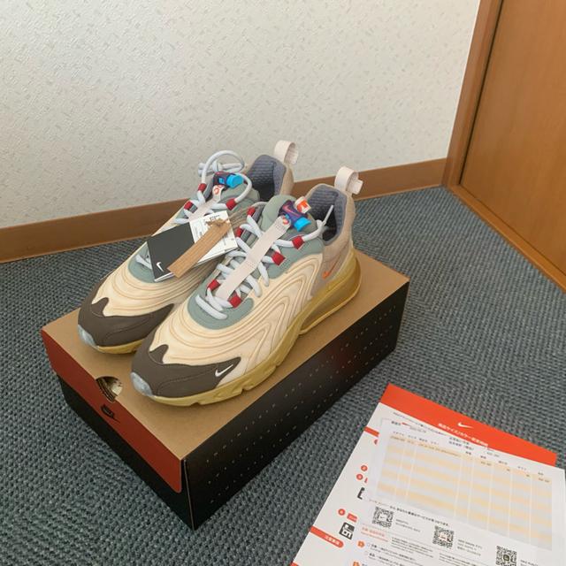 NIKE(ナイキ)の27.5cm NIKE ×TRAVIS SCOTT CACTUS TRAILS  メンズの靴/シューズ(スニーカー)の商品写真