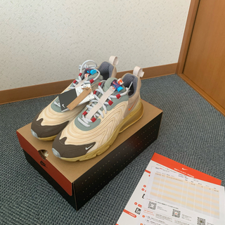 NIKE - 27.5cm NIKE ×TRAVIS SCOTT CACTUS TRAILS