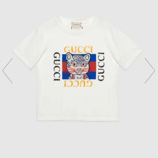 グッチ(Gucci)の入手困難❗️グッチチルドレン × ヒグチユウコ コラボTシャツ サイズ8(Tシャツ/カットソー)
