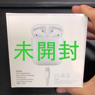 Apple - アップルイヤホンAirPods 2 エアポッズ 第2世代
