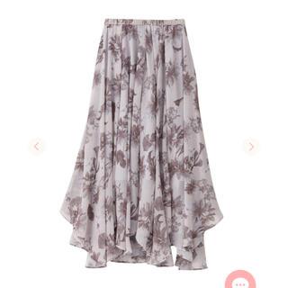 COCO DEAL - ♡ココディール  フラワープリントスカート♡