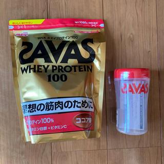SAVAS - 【新品未開封】【送料無料】ザバス ホエイプロテイン100 ココア味