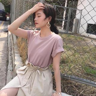 ジーユー(GU)の春夏らしいマーブルピアス♡(ピアス)