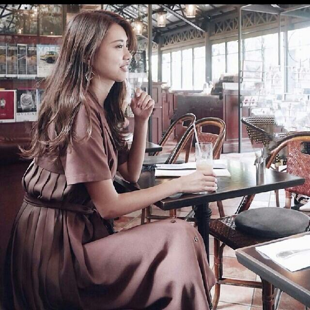 rienda(リエンダ)の【新品タグ付】リエンダ ワンピース♡ レディースのワンピース(ひざ丈ワンピース)の商品写真