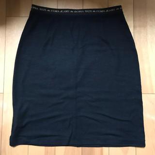 フェンディ(FENDI)のFENDIニットスカートぴこ08様専用(ひざ丈スカート)