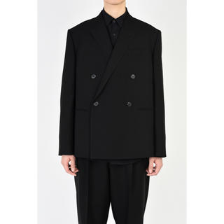 LAD MUSICIAN - LAD MUSICIAN 20SS DOUBLE BREASTED JACKET