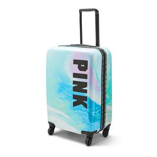 Victoria's Secret - 新品未使用 PINK スーツケース♪旅行かばん 機内持ち込み対応サイズ