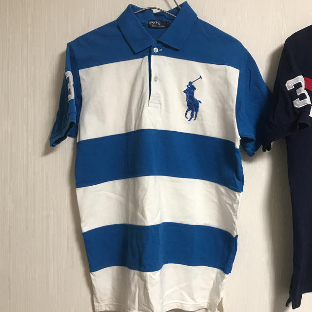 POLO RALPH LAUREN(ポロラルフローレン)のポロラルフローレン ポロシャツ  L メンズのトップス(ポロシャツ)の商品写真