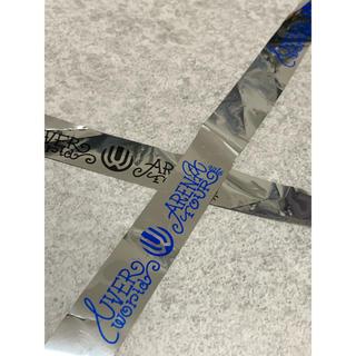 UVERworld  ARENA TOUR 2016 金テープ 銀テープ(ミュージシャン)