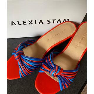 ALEXIA STAM - alexiastam サンダル