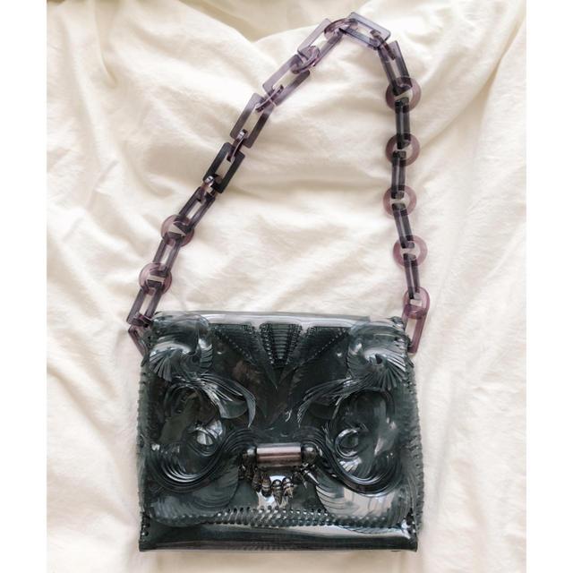 mame(マメ)のmame kurogouchi クリアバッグ レディースのバッグ(ショルダーバッグ)の商品写真