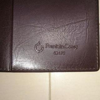 フランクリンプランナー(Franklin Planner)のフランクリンプランナー スリムサイズ オーガナイザー用カバー  62173 茶(手帳)