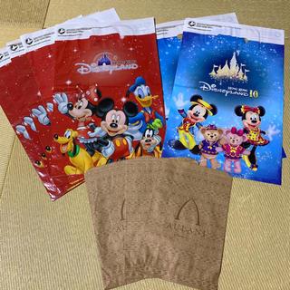 ディズニー(Disney)のディズニー 香港 アウラニ 袋(ショップ袋)