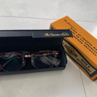 キャリー(CALEE)のキャリー鼈甲眼鏡(サングラス/メガネ)