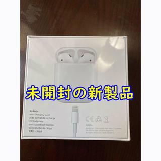 Apple - 正規品アップルエアーポッド第2世代