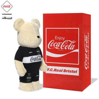 エフシーアールビー(F.C.R.B.)のSupppp様専用 BE@RBRICK FCRB COCACOLA(その他)