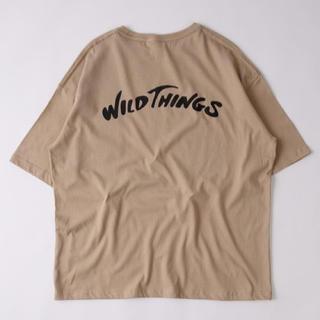 ワイルドシングス(WILDTHINGS)のワイルドシングス フリークスストア 別注 Tシャツ(Tシャツ/カットソー(半袖/袖なし))