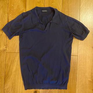 ジョンスメドレー(JOHN SMEDLEY)のジョン スメドレー  スキッパーポロシャツ(ポロシャツ)