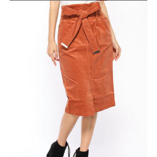 Delyle NOIR - 値下げ‼️ Delyle NOIR スカート コーデュロイスカート