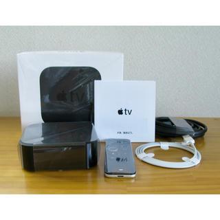 アップル(Apple)のApple TV HD 32GB 第4世代 MR912J/A 美品 アップル(その他)