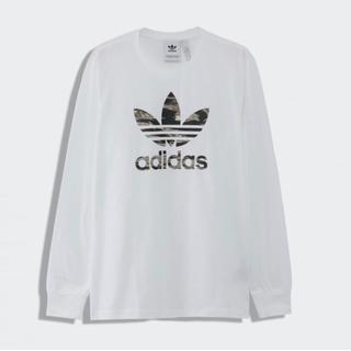 オリジナル(Original)の新品未使用 adidas Originals TREFOIL(Tシャツ/カットソー(七分/長袖))