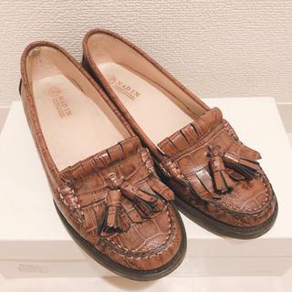 ハルタ(HARUTA)のNADIN ナディン ローファー タッセル モカシン パンプス(ローファー/革靴)