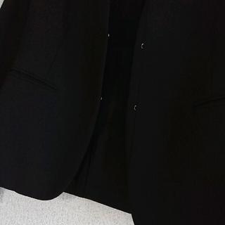 エストネーション(ESTNATION)のESTNATION⭐セットアップスーツ ノーカラージャケット タイトスカート(スーツ)