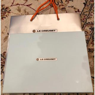 ルクルーゼ(LE CREUSET)のLE CREUSET ベビーギフトセット 新品未使用(離乳食器セット)