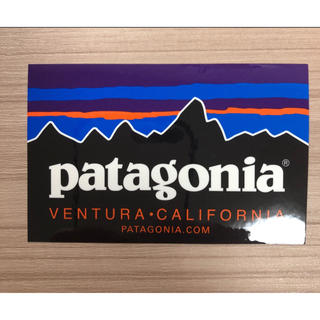 patagonia - パタゴニア ステッカー カリフォルニア