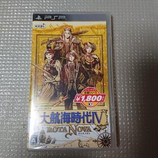 コーエーテクモゲームス(Koei Tecmo Games)の大航海時代Ⅳ ROTA NOVA PSP コーエーテクモ(携帯用ゲームソフト)