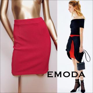 EMODA - EMODA リブ タイト スカート♡リゼクシー リエンダ ロイヤルパーティー