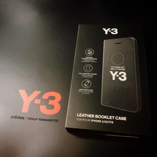ワイスリー(Y-3)のY-3 iPhone 6/6s/7/8 ケース(iPhoneケース)