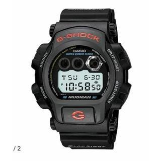 ジーショック(G-SHOCK)のG-SHOCK DW-8400 マッドマン ジーショック 黒(腕時計(デジタル))