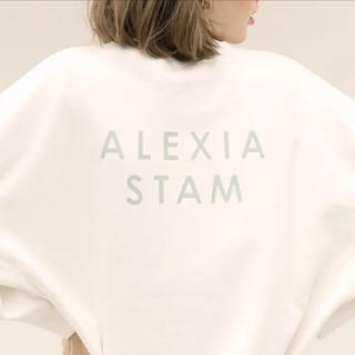 ALEXIA STAM - アリシアスタン トレーナー